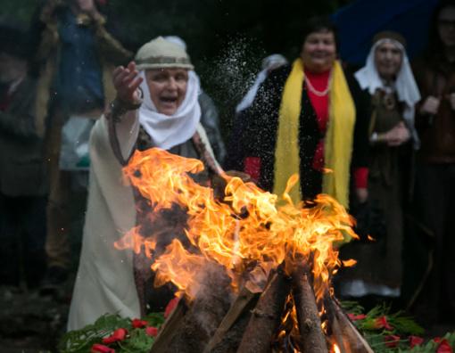 "Prasidėjo tarptautinis folkloro festivalis ""Baltica"""