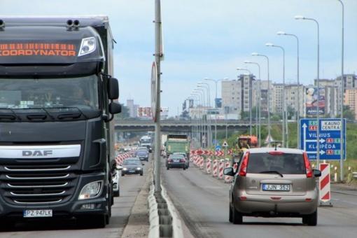 Kelininkai patikino: niekas nesukliudys laiku pasiekti Karmėlavos oro uosto