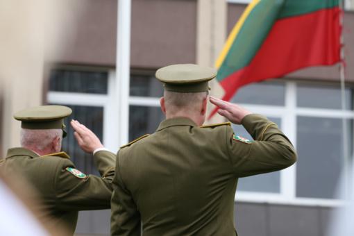 """""""Mes – tai Jūs!"""" – karinė šventė jau šį šeštadienį Alytuje"""