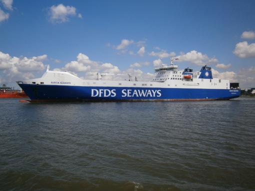DFDS atidaro logistikos centrą Lietuvoje