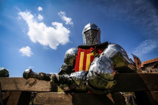 Valstybės dienos proga Ignalinos miestas pasipuoš karine technika