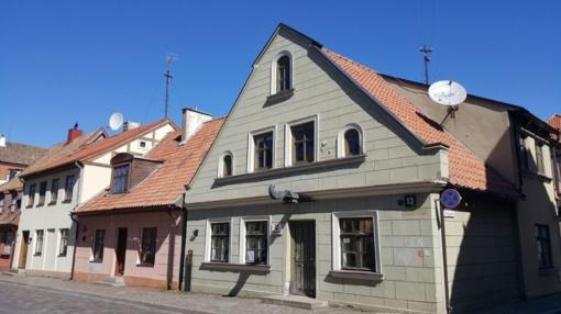 Kolegija pasisako už pašto patalpų Klaipėdos senamiestyje perėmimą