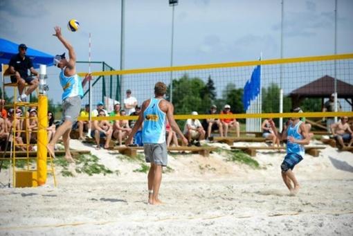 EEVZA paplūdimio tinklinio čempionate Lietuvoje varžysis šešių šalių sportininkai
