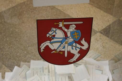 Siūloma suvienodinti rinkimų organizavimo procedūras
