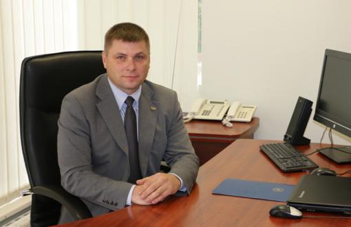 Paskirtas STT Šiaulių valdybos vadovas