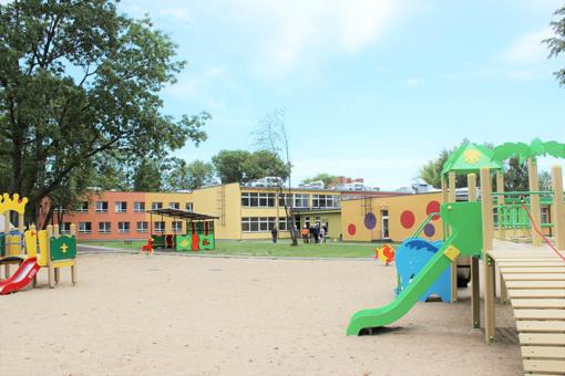 Naujo darželio statyba Klaipėdoje: atidarymas planuojamas rugsėjo 1-ąją