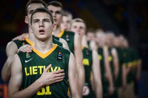 Lietuvos 19-mečių krepšinio rinktinė pasaulio čempionate užėmė šeštąją vietą