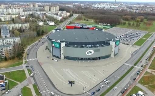 """Cido"" arena tapo viso regiono traukos centru"
