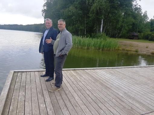 Ilgio ežero vanduo atitinka higienos normų reikalavimus