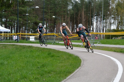 Panevėžyje vyks triatlono varžybos