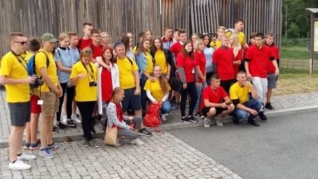 Alytaus miesto mokinių viešnagė Lenkijoje