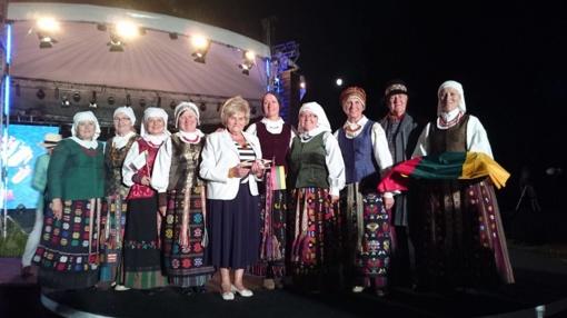 Marijampolės TAU – tarp tautinio kostiumo konkurso nugalėtojų
