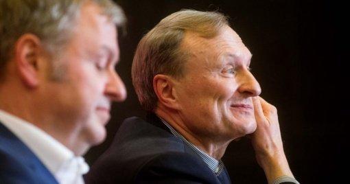 Buvęs LNOBT vadovas G. Kėvišas šiurkščiai pažeidė įstatymą