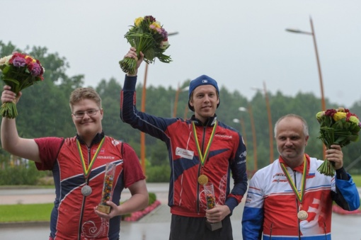 R. Stankevičius pasaulio orientavimosi sporto takais čempionate – 27-as