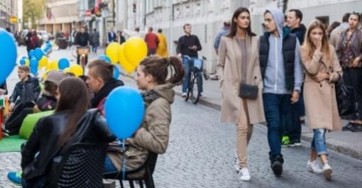 Penktadienį – atnaujintos Vilniaus gatvės šventė visiems