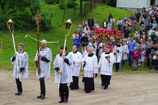 Liepos 11-oji Žemaičių Kalvarijos atlaiduose – Savivaldybių diena