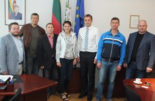 Šiauliais susidomėjo Ukrainos atstovai