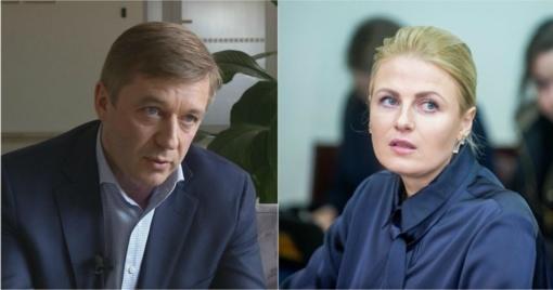 """P.Urbšys: """"R.Karbauskio veiksmai kenkia partijai"""""""