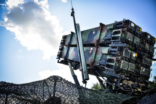 "Oro erdvės gynybos pratybos ""Tobruq legacy 2017"" įgauna pagreitį"