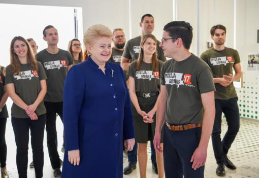 """Misija Sibiras"" komanda pajudės Irkutsko link"