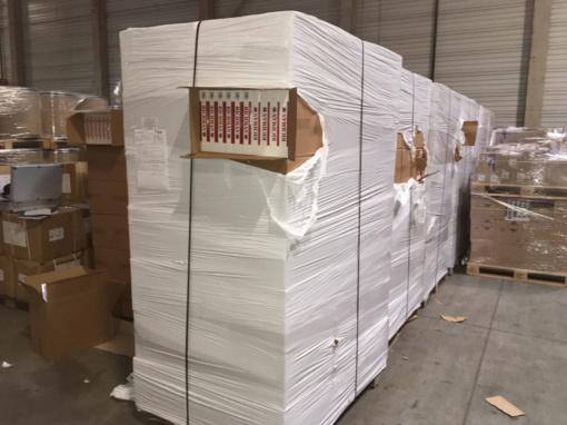 Lietuvos kontrabandinių cigarečių rinka – viena didžiausių Europoje