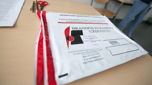 Brandos egzaminų sesija prasidės birželio 22 d.