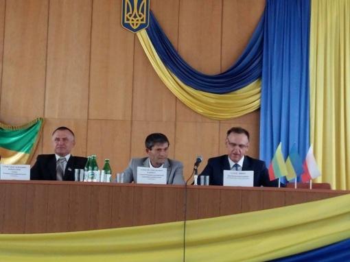 Molėtiškiai lankėsi Romanovo rajone