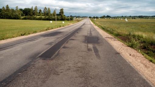 Nacionaliniai kelių remonto ypatumai
