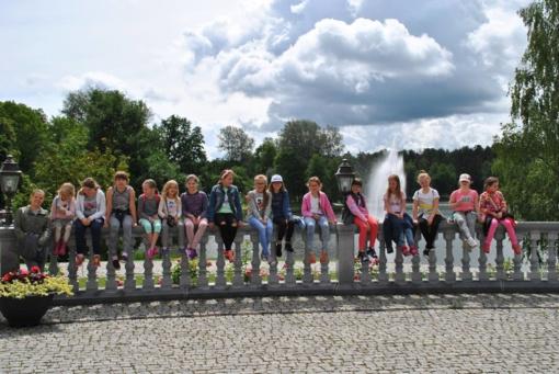 Druskininkų savivaldybės vaikams – išskirtinės pramogos vasaros stovyklose (foto)