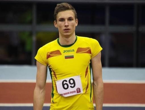 Bėgikas R. Ickys Europos jaunimo čempionate pateko į pusfinalį