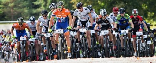 """""""MTB dviračių maratonų taurė"""" atkeliauja į Aukštaitijos sostinę"""