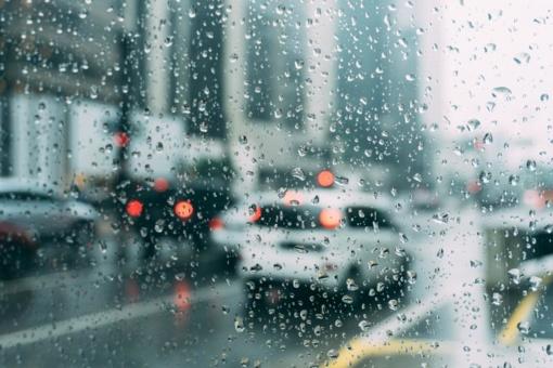 Kitą savaitę - gausūs lietūs ir perkūnija