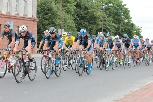Dviračių lenktynės pakoreguos eismą Šiaulių gatvėmis