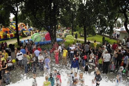 Lietuvos patriotų sostinė – Šilalė švenčia miesto gimtadienį