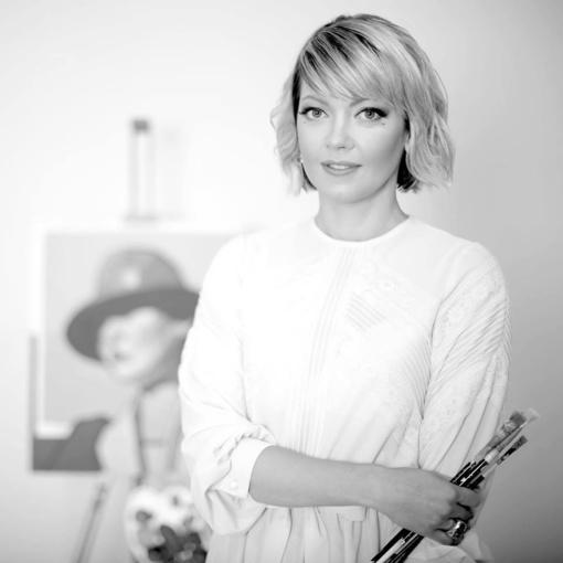 Netradiciniais kūriniais išgarsėjusi Agnė Kišonaitė: malonu, kai žmonės ir be pavardės atpažįsta mano darbus