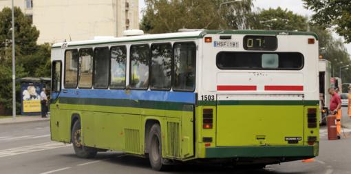 Miesto autobusai – lyg kankinimo kameros