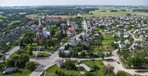Mažo miestelio – didelė šventė