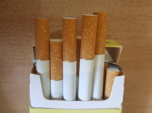 Cigarečių kontrabandininkas krovinio neteko vos įžengęs į Lietuvą