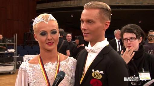 Šokėjai E. Sodeika ir I. Žukauskaitė iškovojo pasaulio žaidynių bronzos medalius