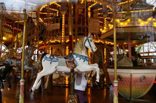 Nuo karuselių iki kalėdinių eglučių: sezoninio verslo ypatumai