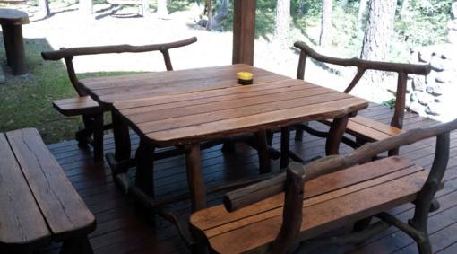 Kaip prižiūrėti lauko baldus, terasų grindis