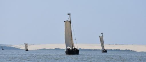 """Paskelbti didžiųjų burlaivių lenktynių """"The Tall Ships Races"""" rezultatai"""