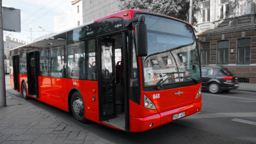 Kelionės Kauno miesto viešuoju transportu - jau brangesnės