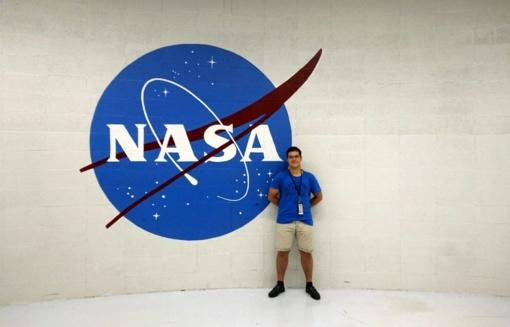 NASA tyrimų centre naujos kartos robotą kuriantis KTU studentas – apie darbo Silicio slėnyje kasdienybę ir iššūkius