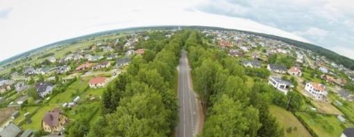 Dešimtoji Vilniaus rajono gyvenvietė turi garbės ženklą – herbą
