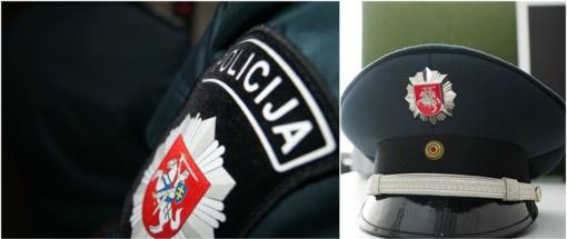 Pareigūnas ne tarnybos metu sulaikė kardomąją priemonę pažeidusį vyrą
