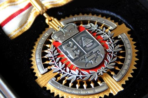 Kviečiama teikti kandidatūras Garbės piliečio vardui suteikti