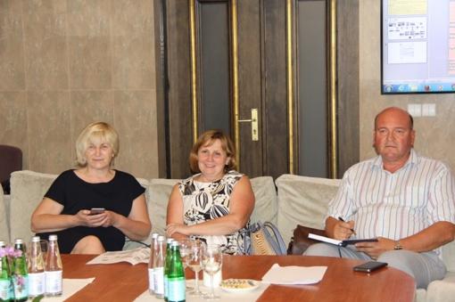 """Diskutuota apie UAB """"Druskininkų butų ūkis"""" darbo procesų modernizavimą"""