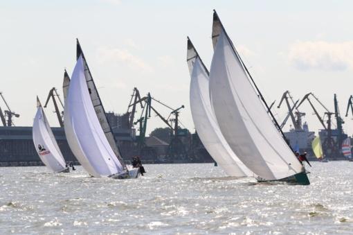 Jubiliejinė Kuršių marių regata žada dar aršesnę sportinę kovą ant vandens