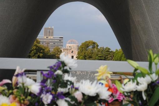 Paroda apie atominės bombos sukeltas tragedijas ir jų padarinius